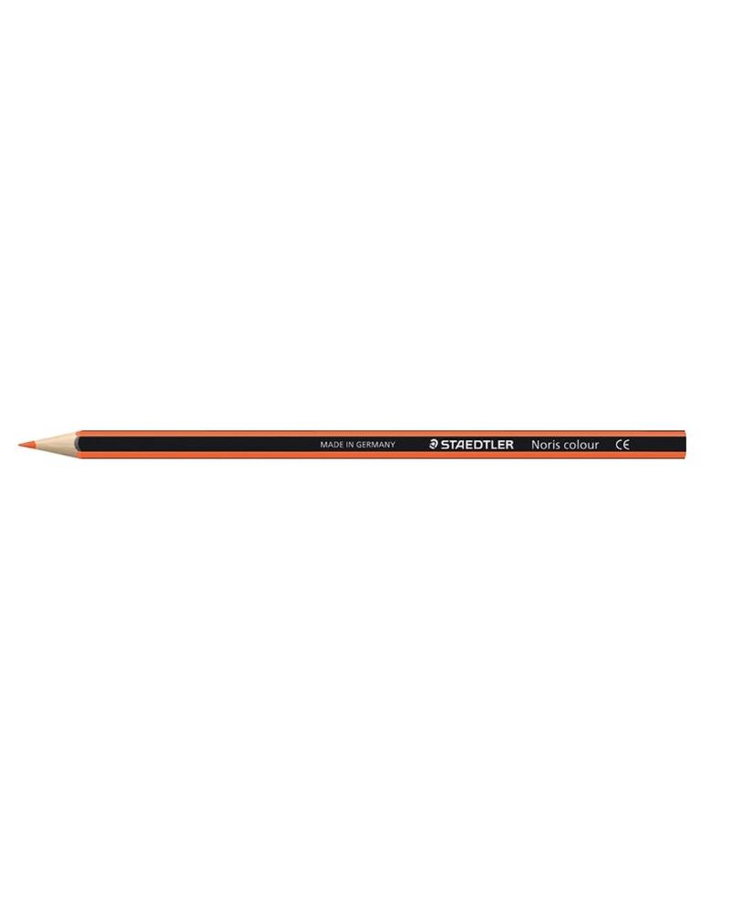Staedtler Noris Colour Colouring Pencils - Orange