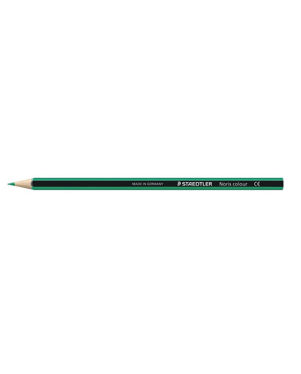 Staedtler Noris Colour Colouring Pencils - Green