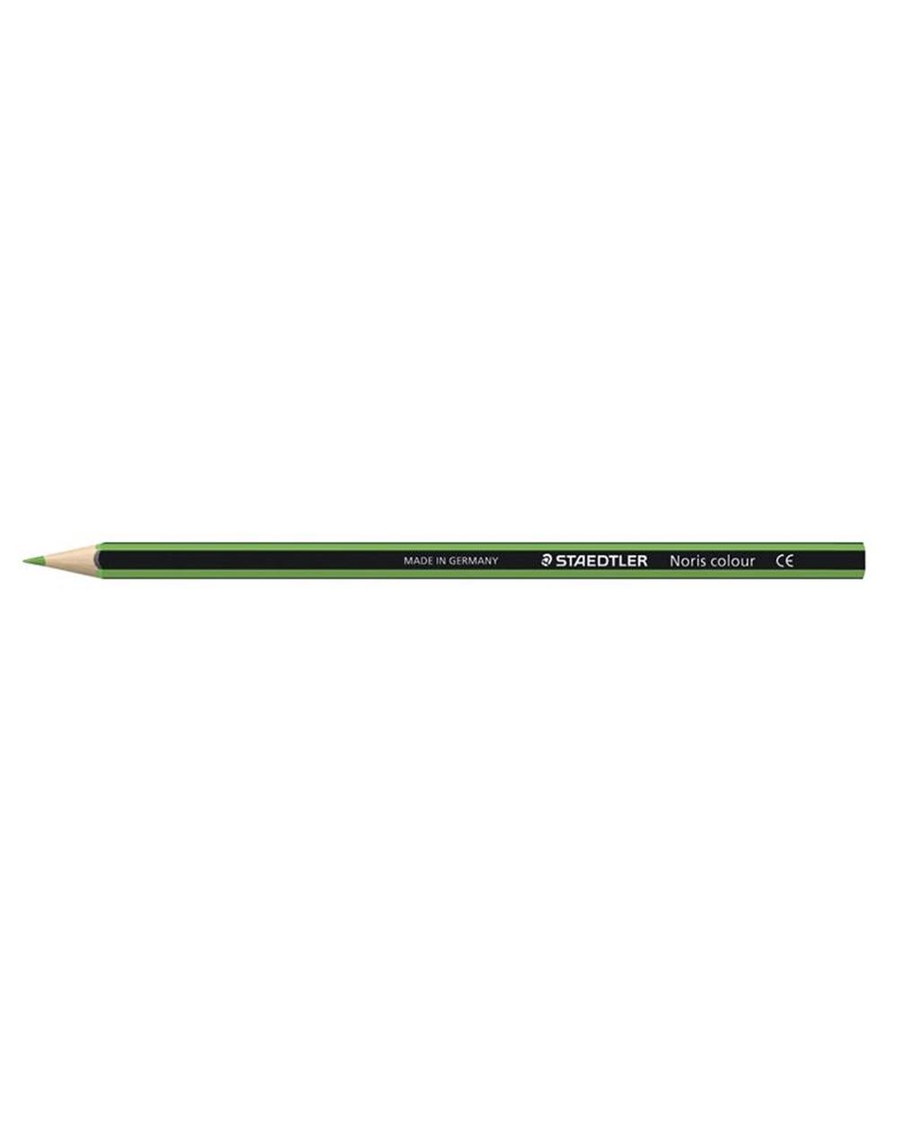 Staedtler Noris Colour Colouring Pencils - Light Green