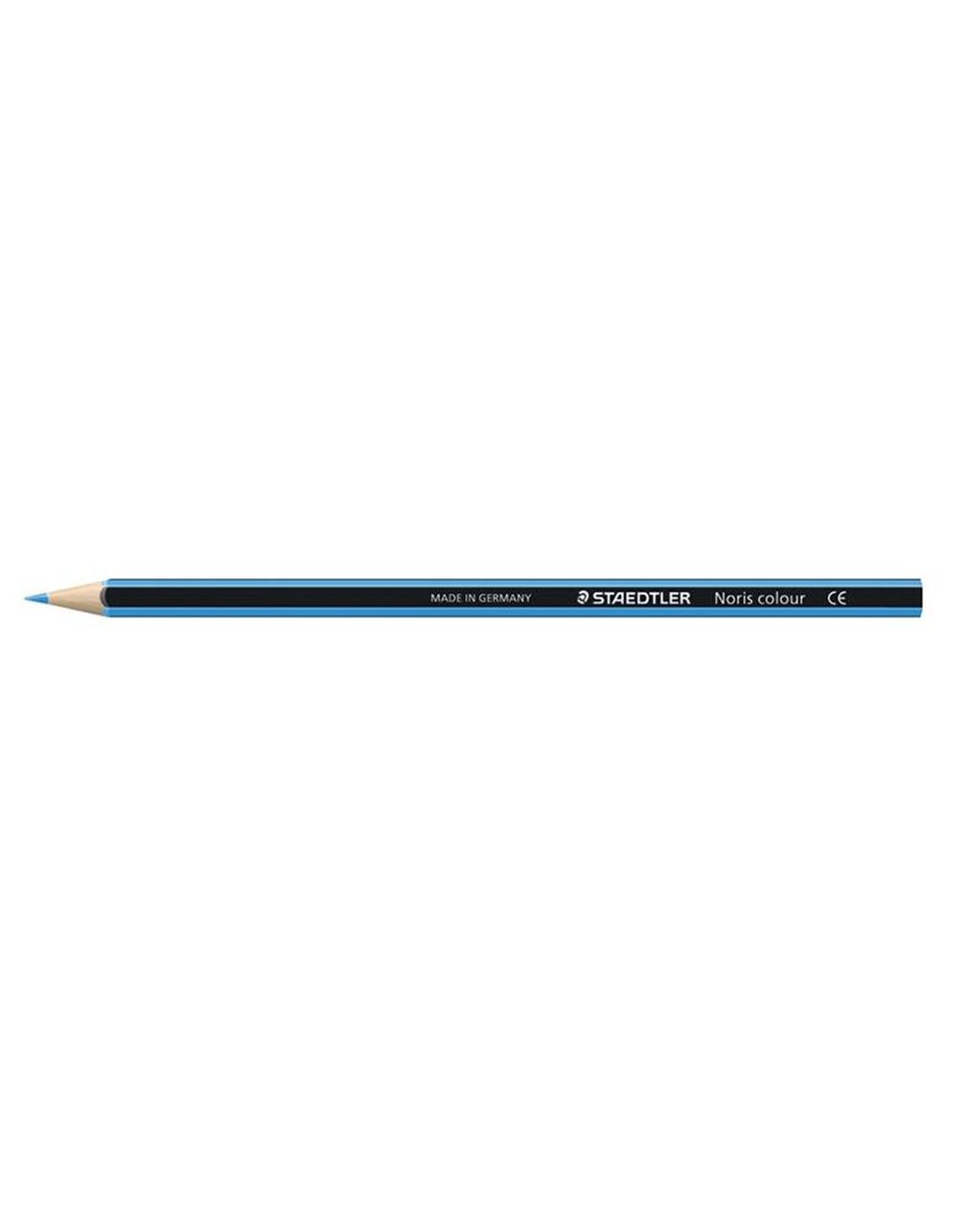 Staedtler Noris Colour Colouring Pencils - Light Blue