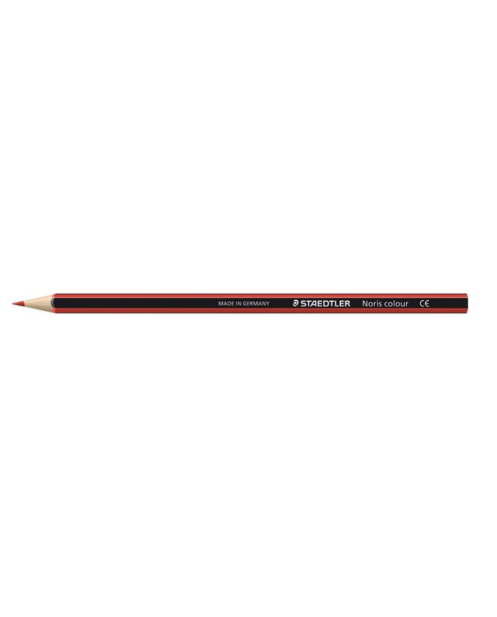 Staedtler Noris Colour Colouring Pencils - Red
