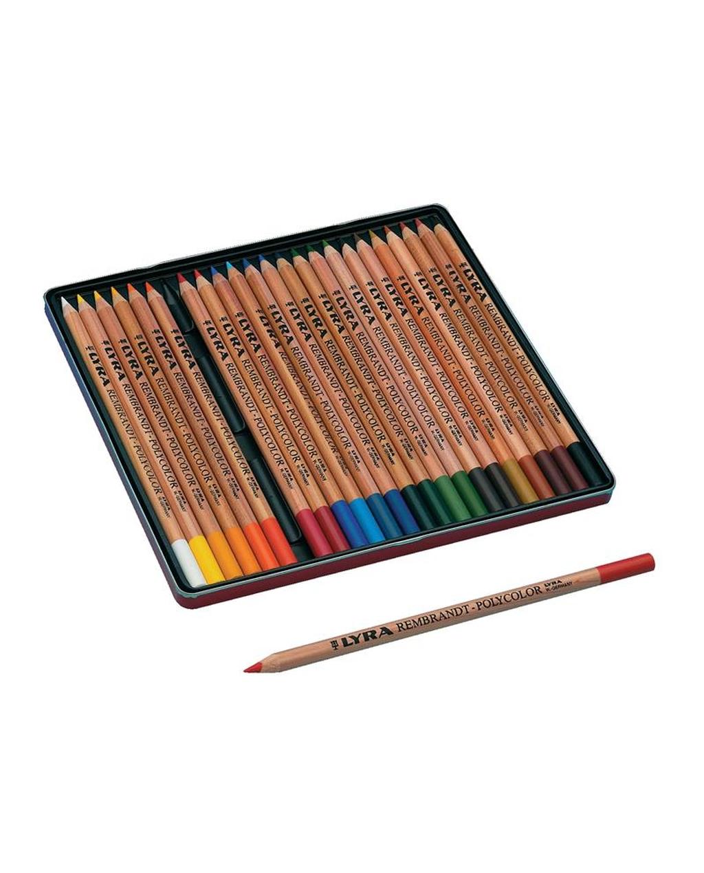 Lyra Rembrandt Polycolour Artists Pencils