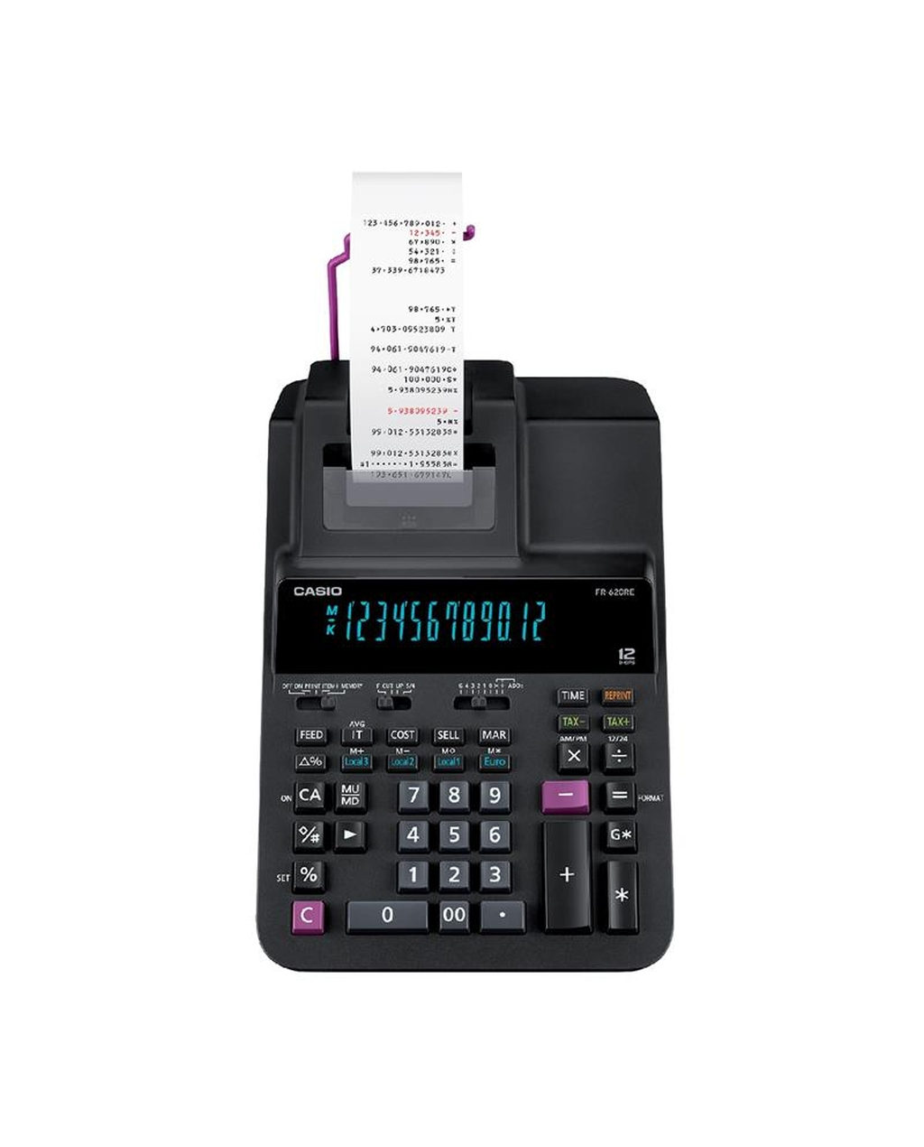 Casio FR620-TER Mains Calculator