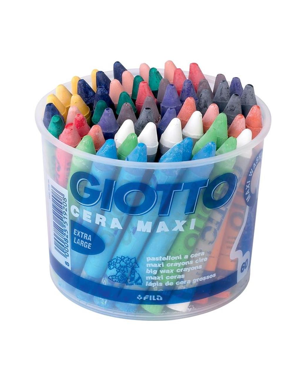 Maxi Crayons