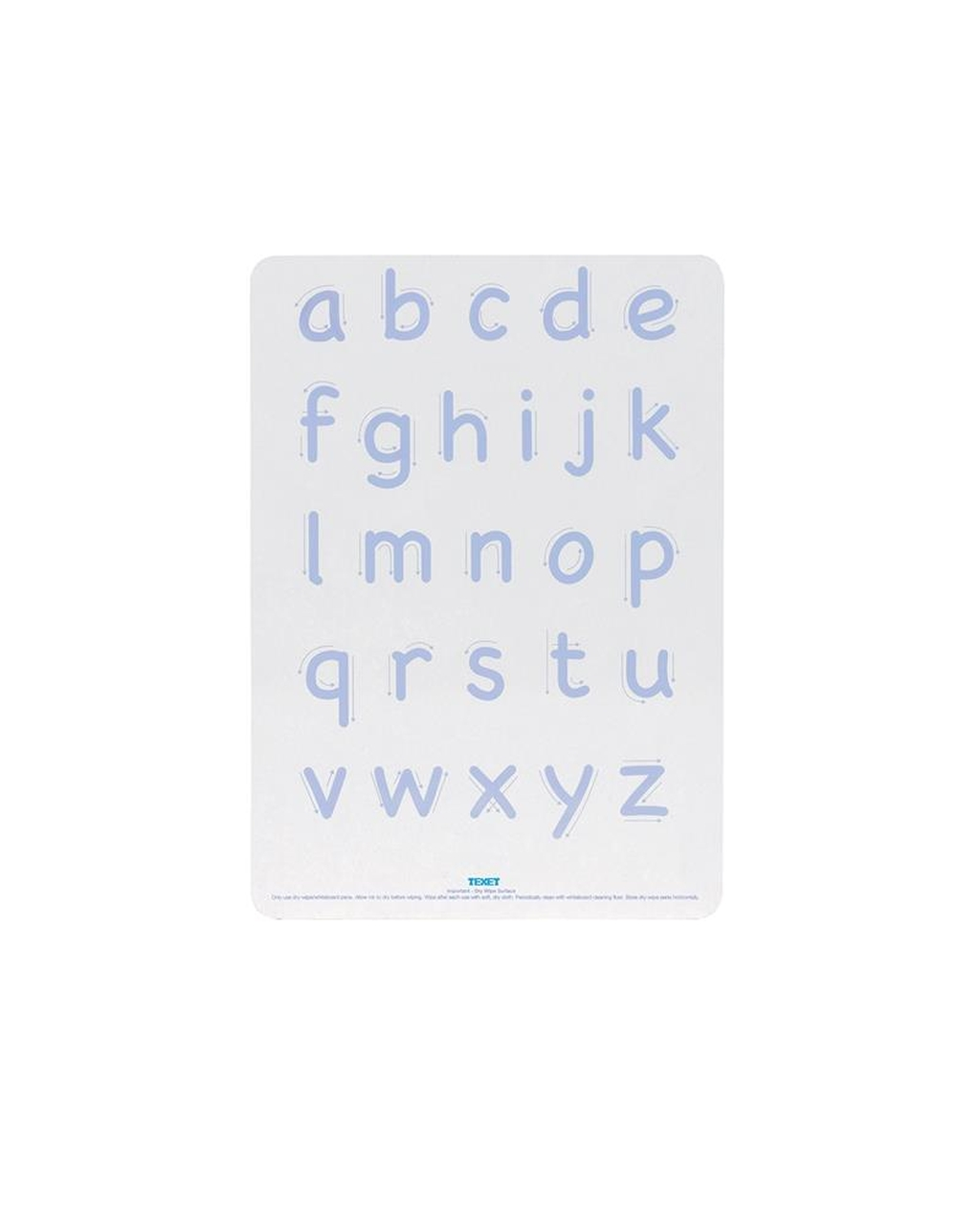 A4 Letter Formation Whiteboard