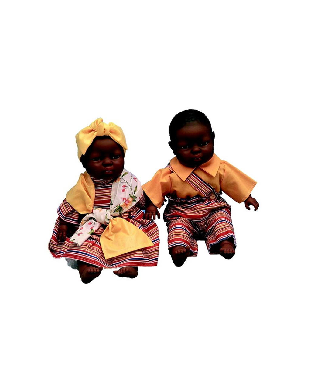 African Doll - Girl