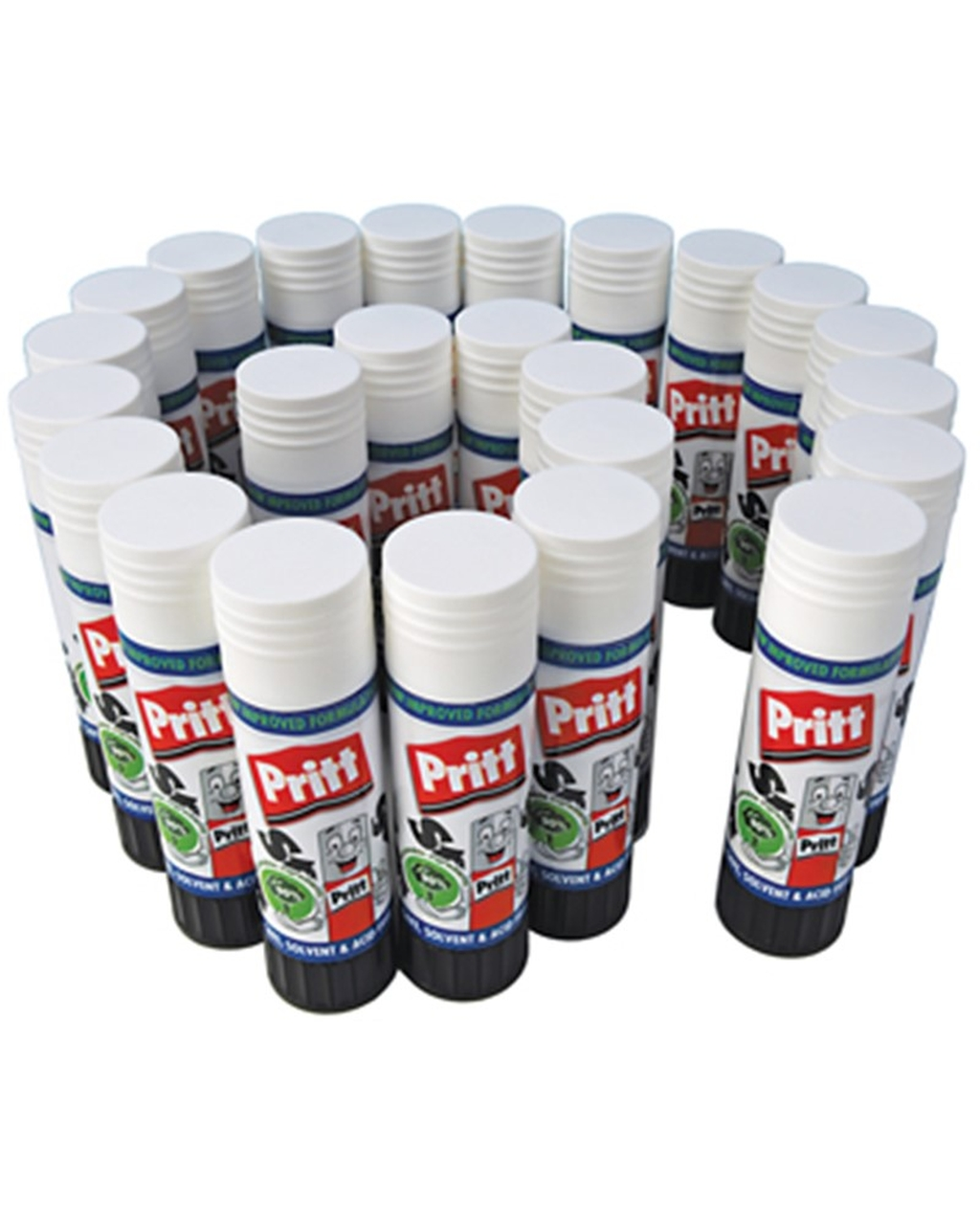 22g Pritt Sticks Value Pack