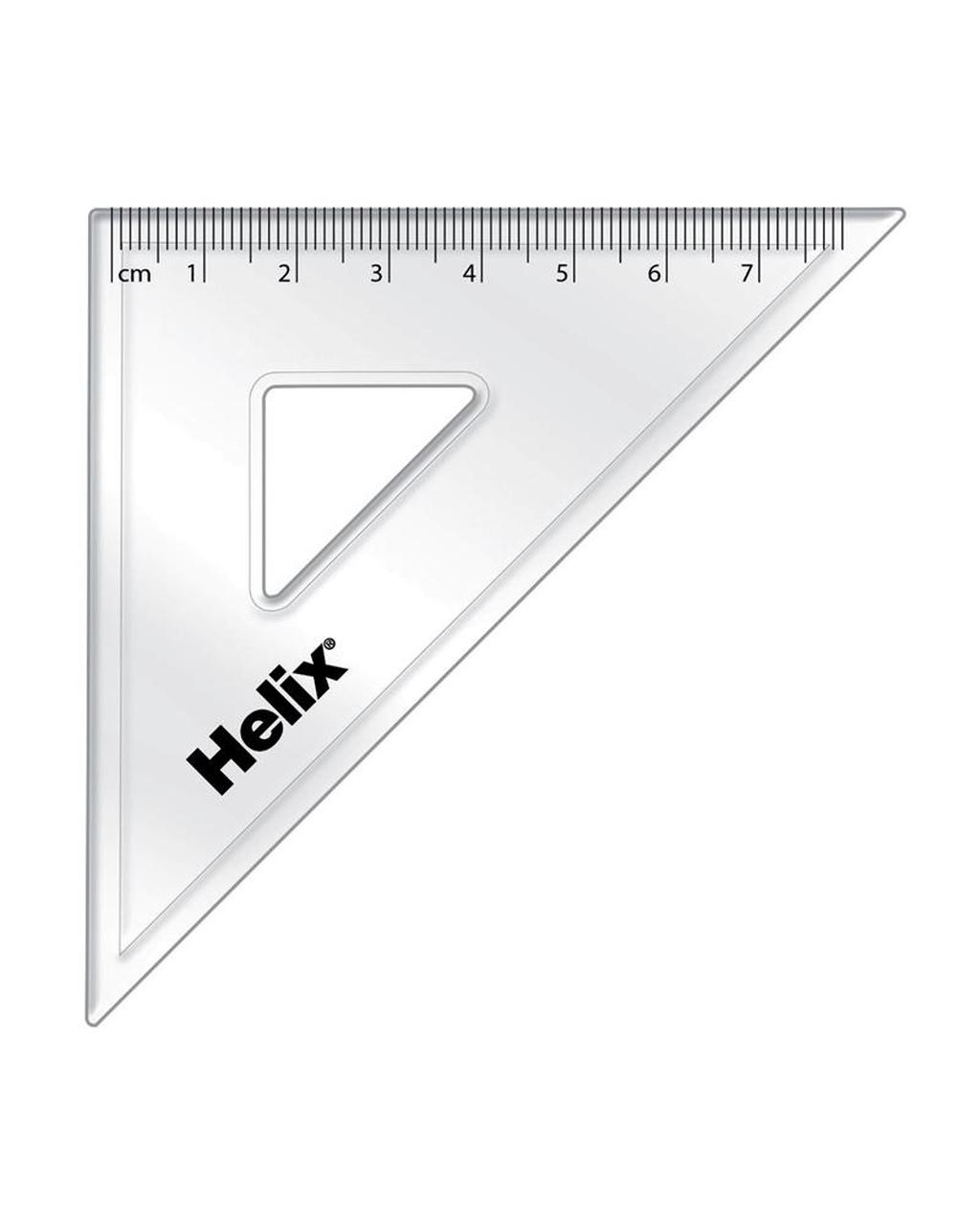 10cm 45 Set Square