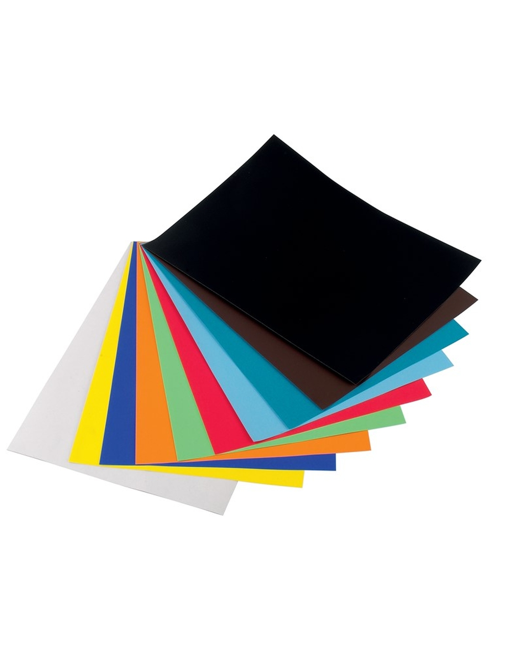 A3 Assorted Colour Poster Paper 85gsm