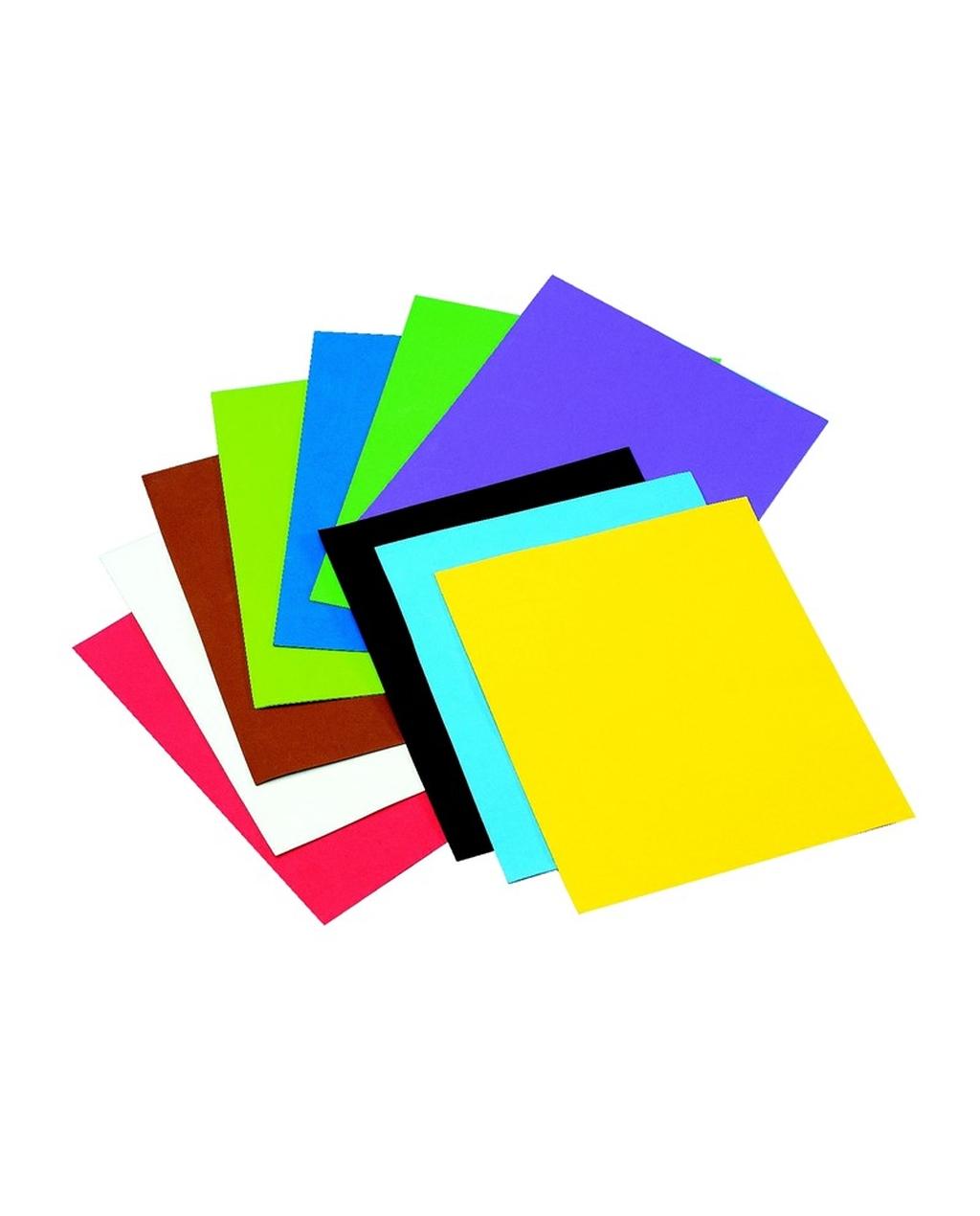 Coloured Foam Sheets 230 x 305mm