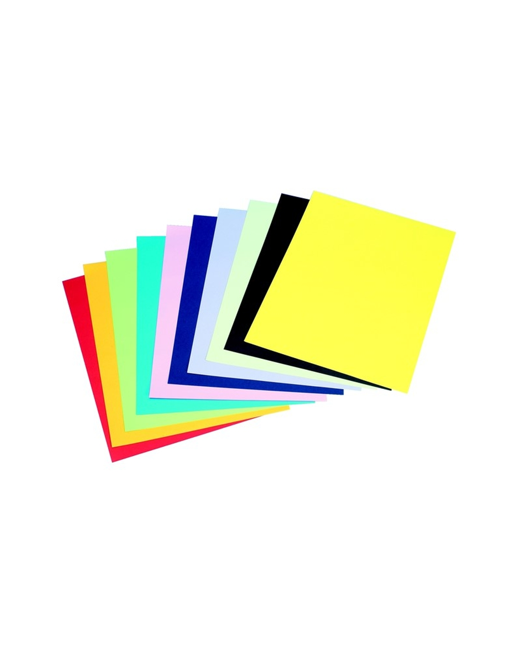 A4+ Coloured Mounting Paper 100gsm