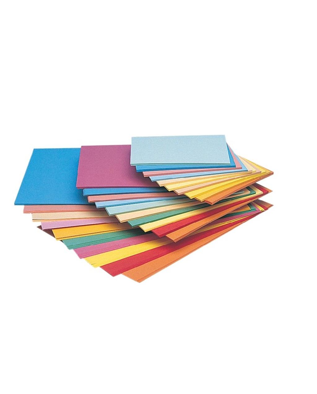 A3 4-Sheet Coloured Card 280 Micron