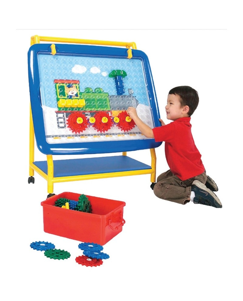 All-In-One Learning Board & Stand