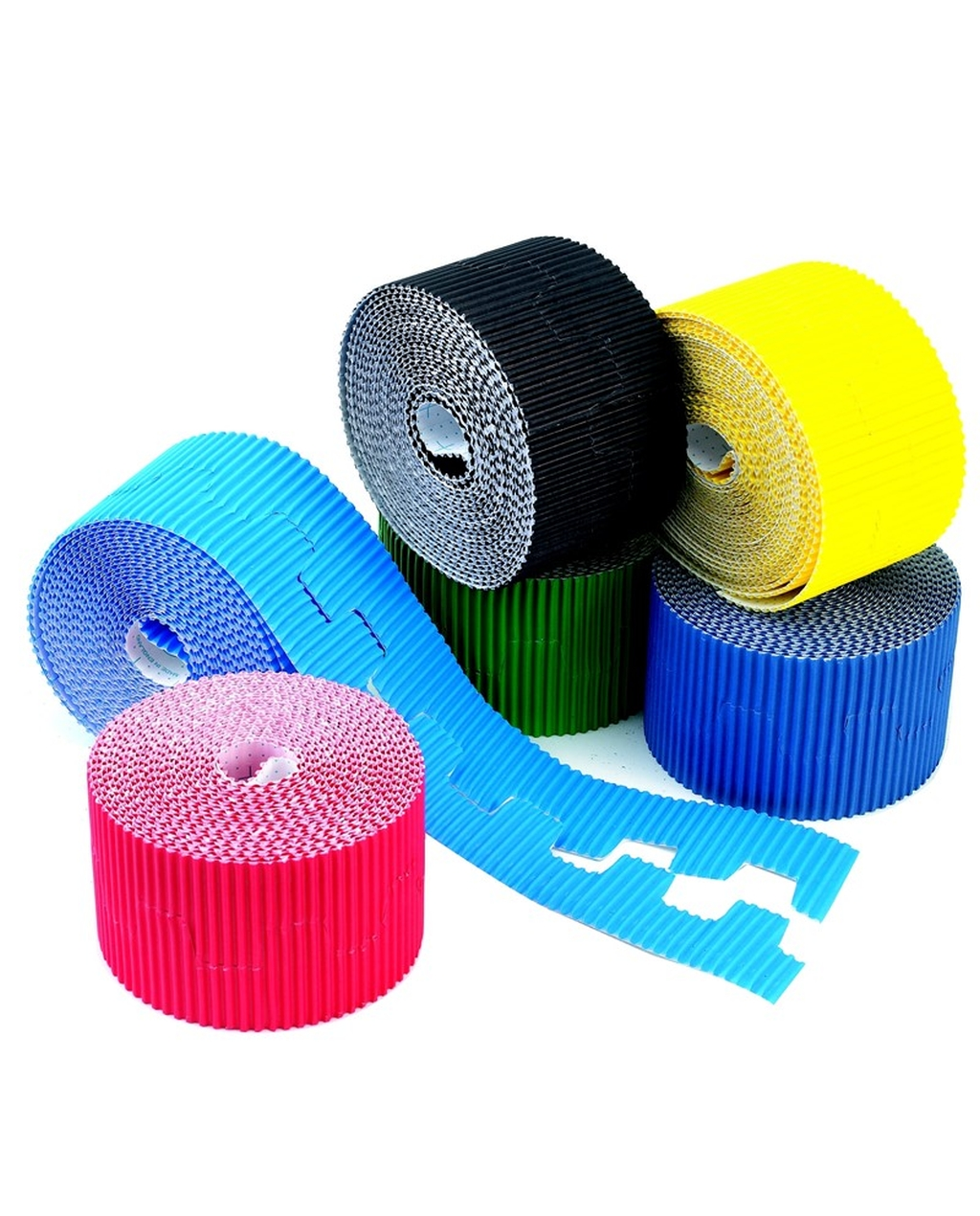 Castellated Corrugated Border Roll Pack