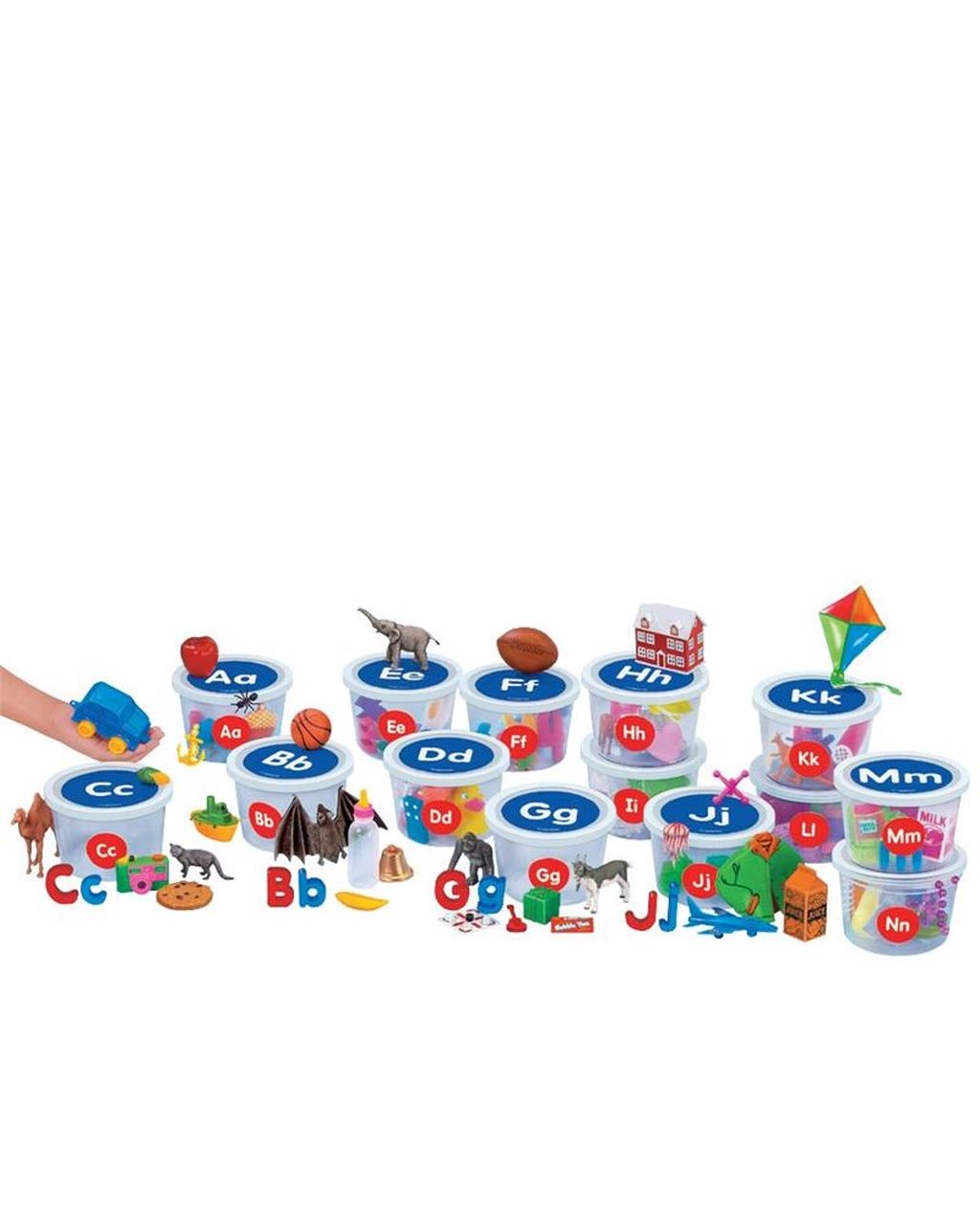 Alphabet Sounds & Teaching Tubs