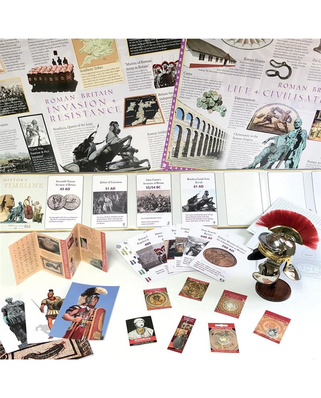 Roman Artefacts Collection