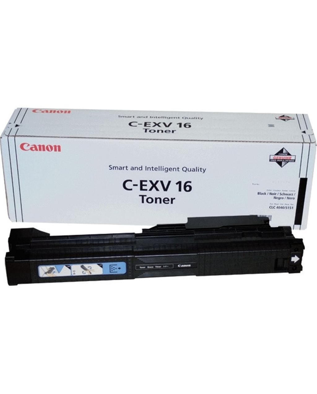 706BK - Canon Mf6550 Toner  - Black
