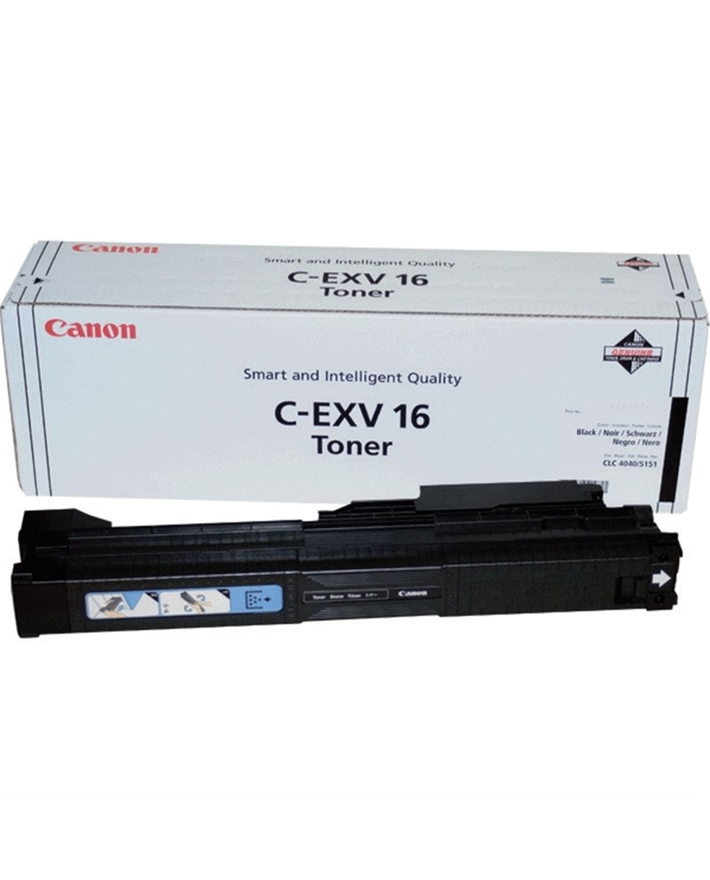 707BK - Canon Lbp5000 Toner   - Black