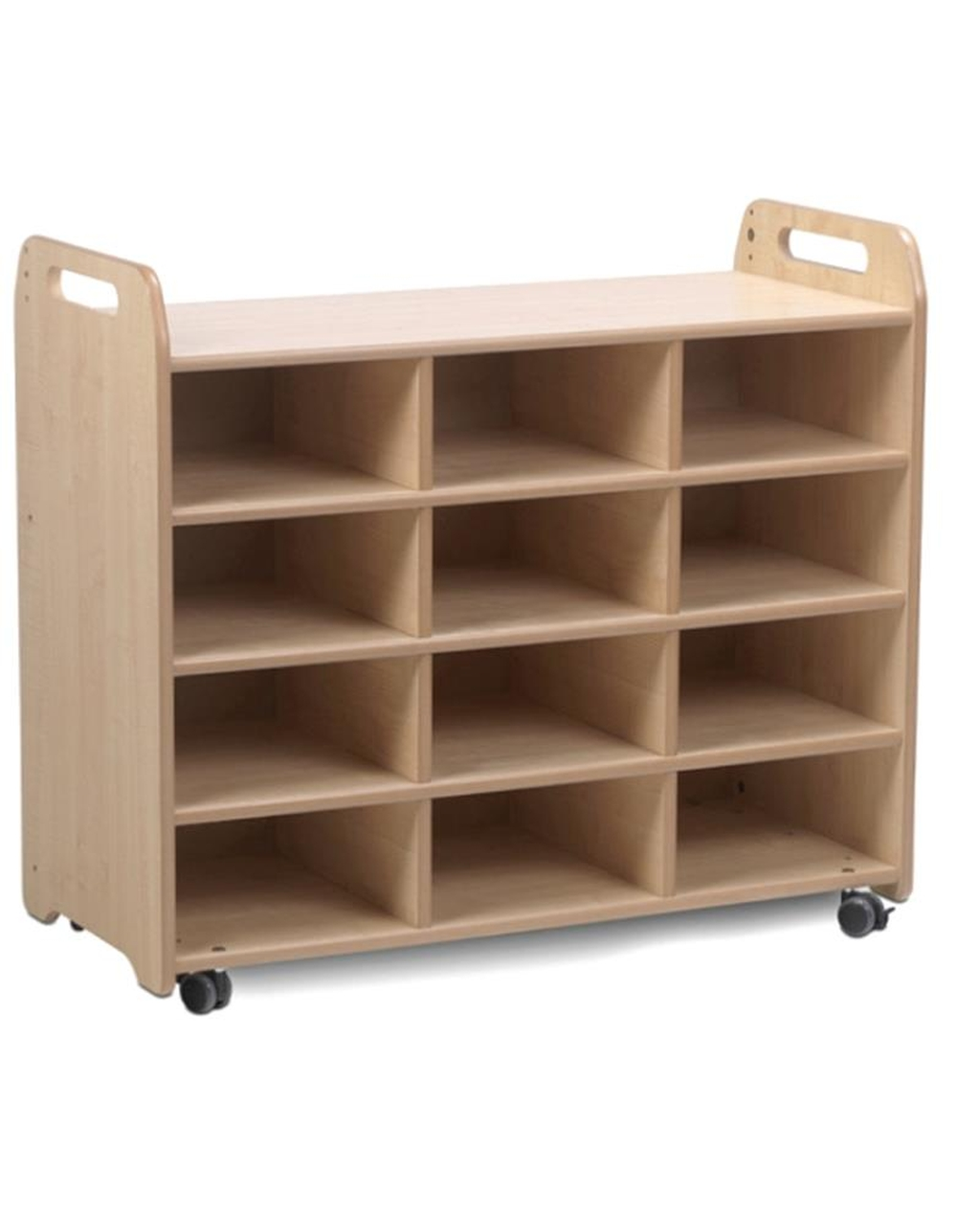 3 Column Storage Unit with trays