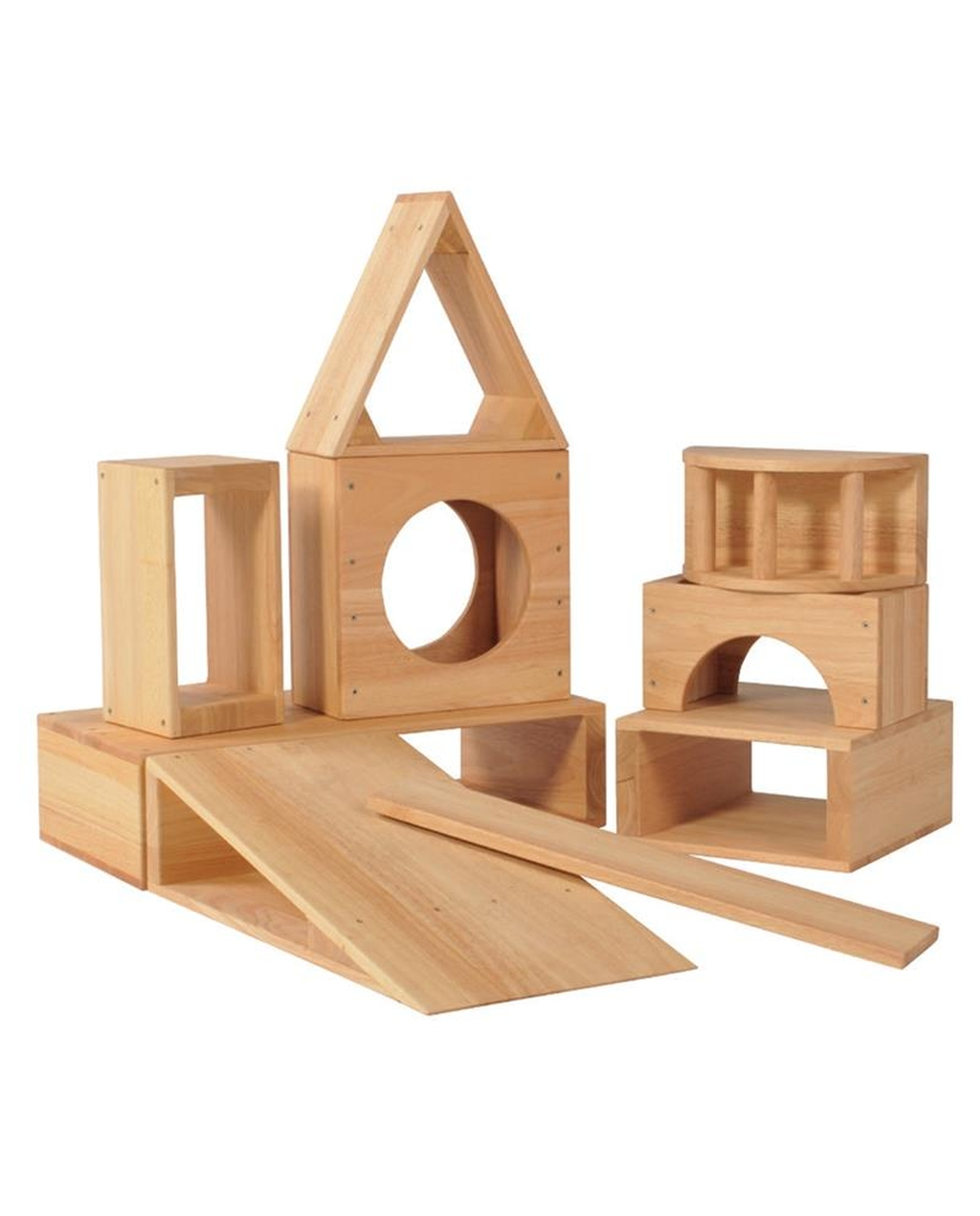 14 Piece Starter Set - Hollow Block