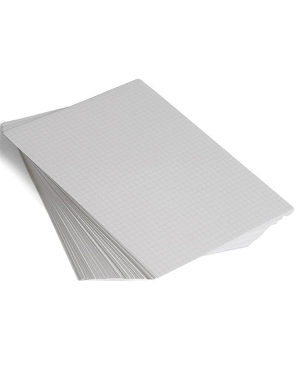 A4 Exercise Paper Punched Left Corner, 5mm Squares