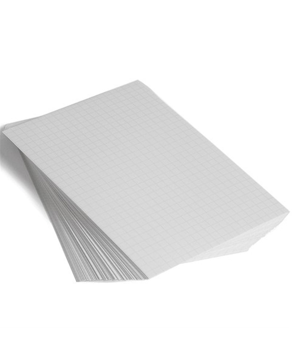 A4 Exercise Paper Unpunched, 10mm Squares