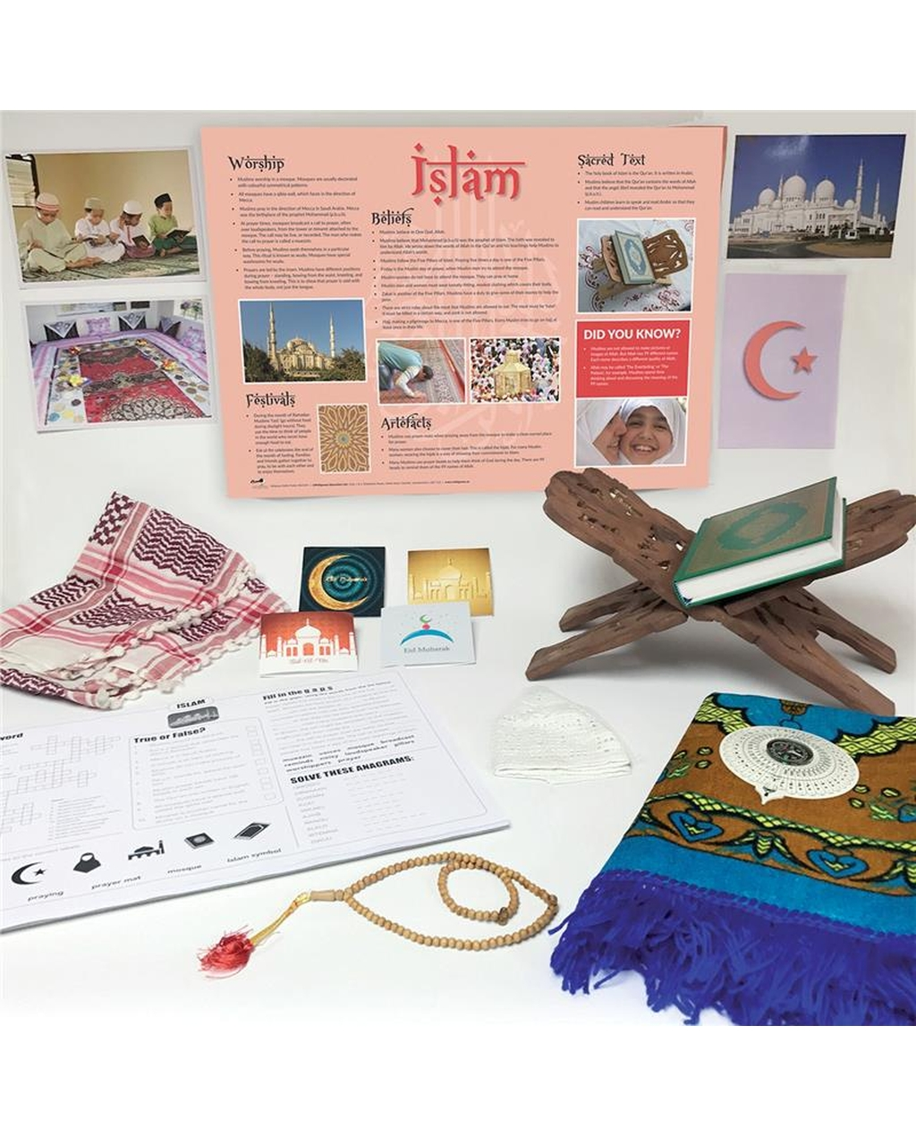Islam Artefacts Pack