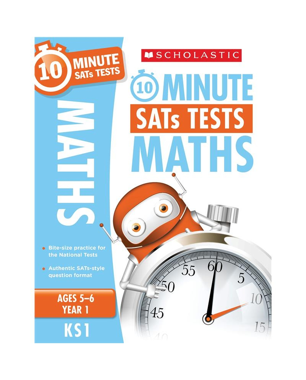 10-Minute SATs Tests: Maths - Year 1 x 06