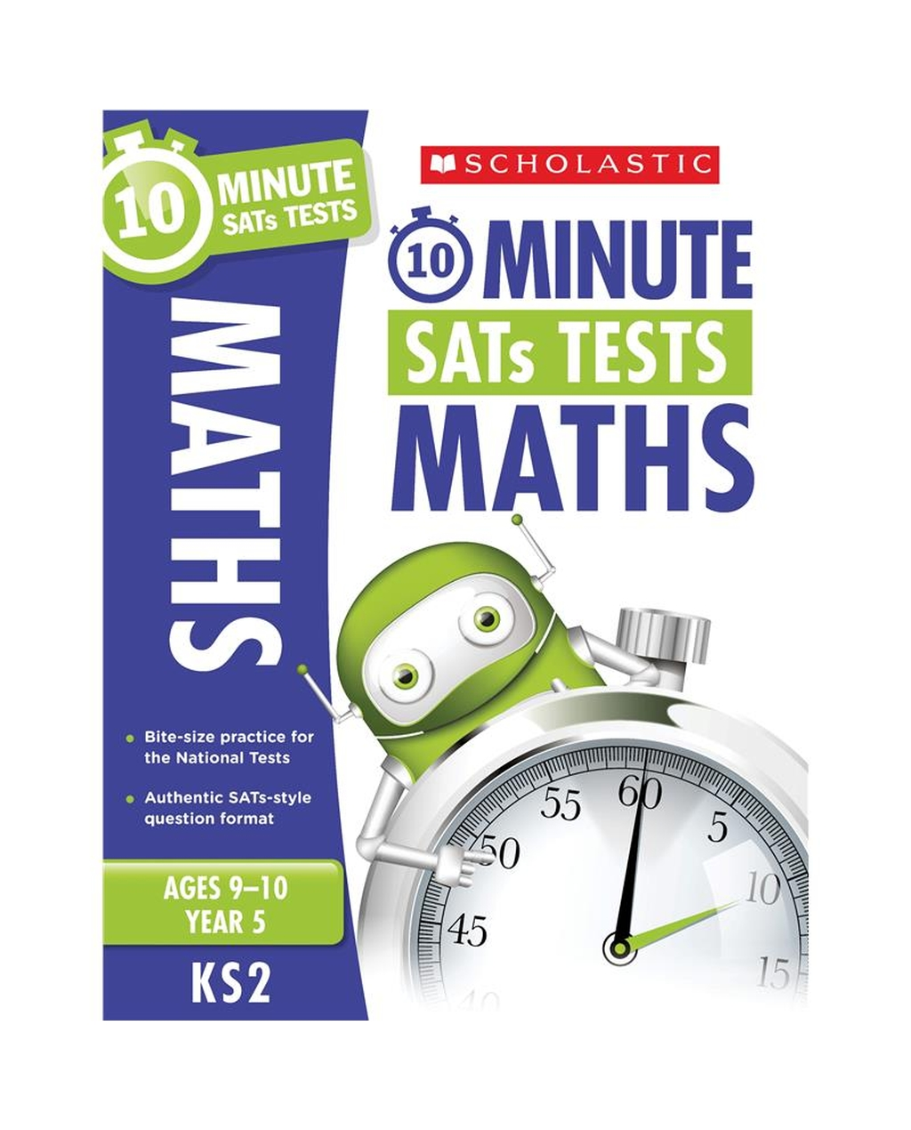 10-Minute SATs Tests: Maths - Year 5 x 06
