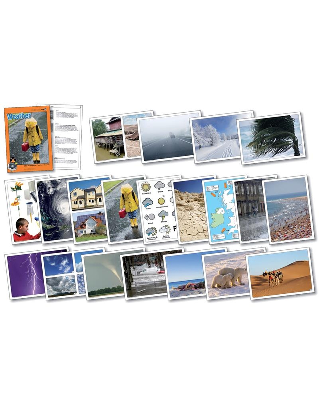 KS1 Weather Photopack