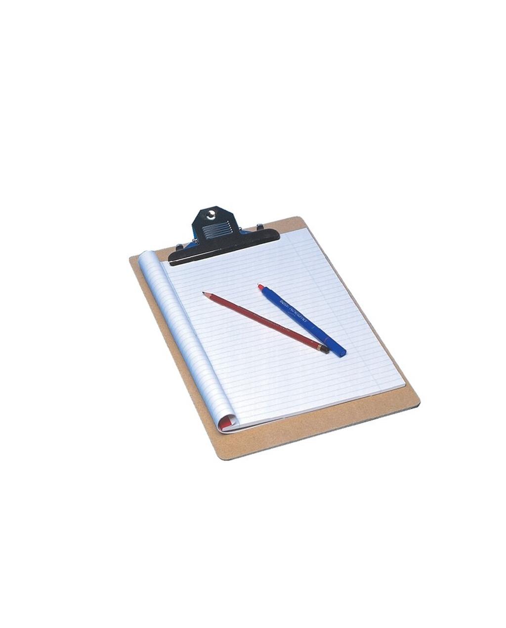 A4 Hardboard Clipboard