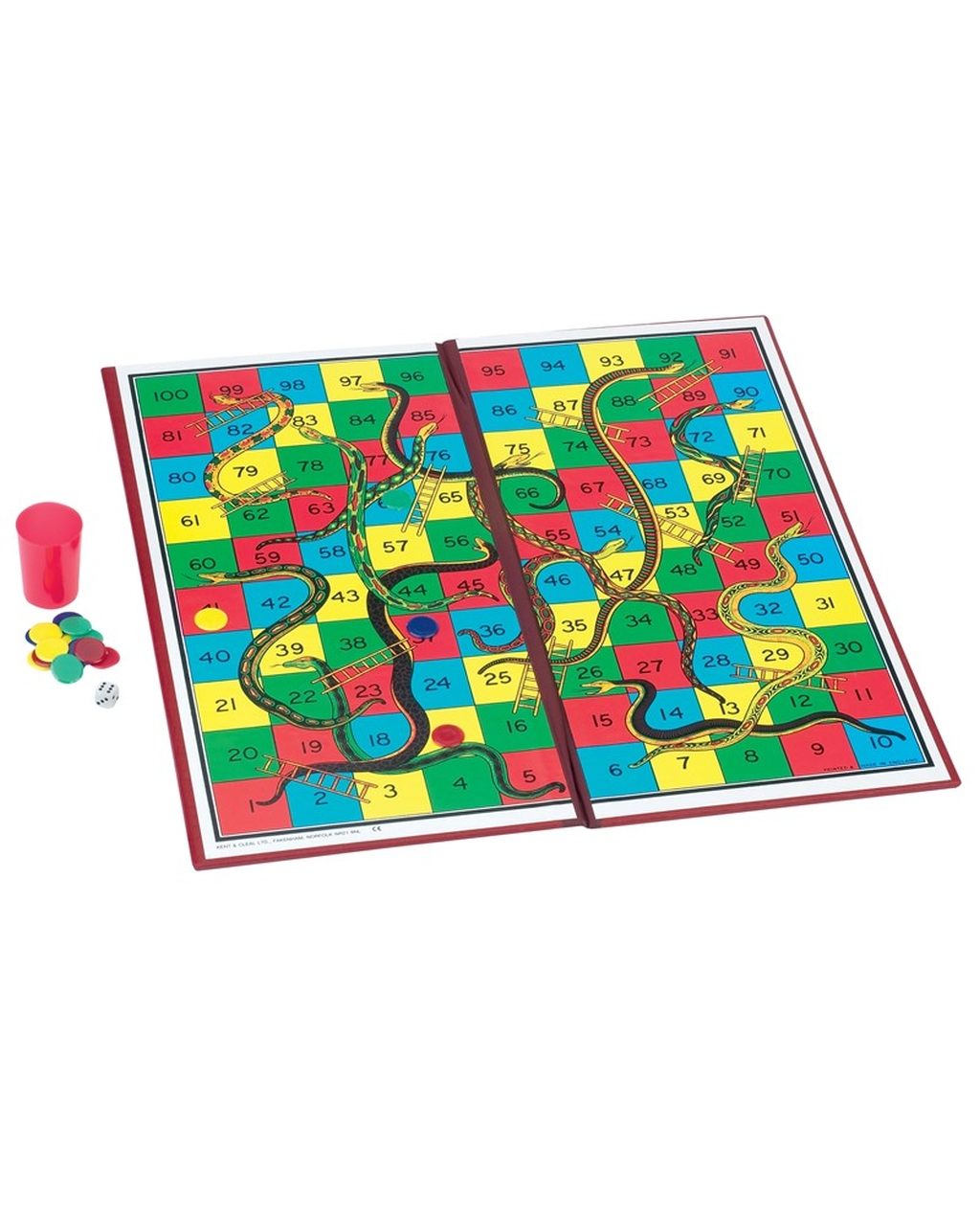 Snakes & Ladders/Ludo