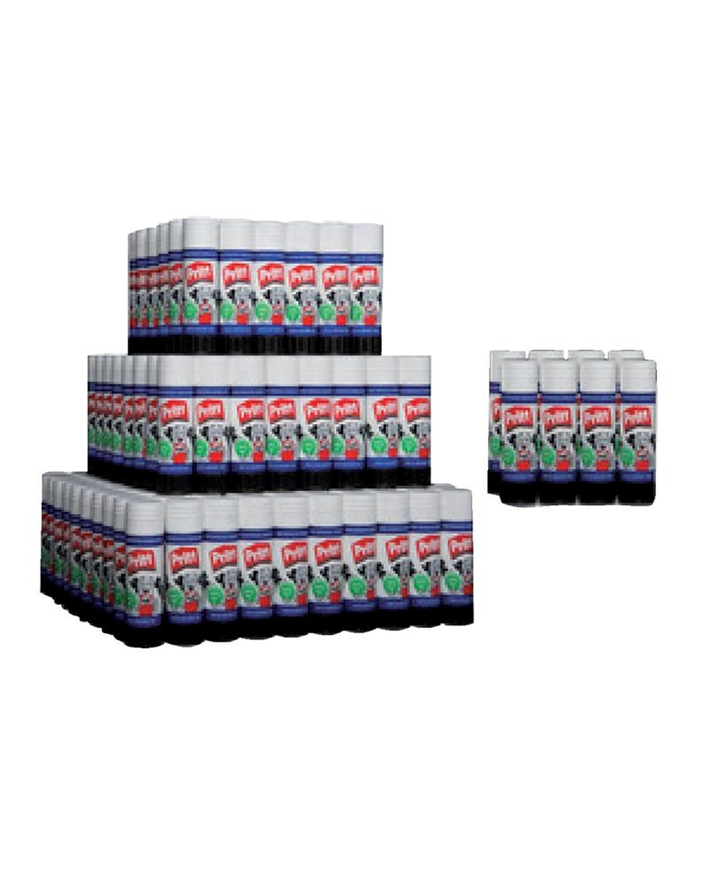 43g Pritt Value 200 Pack + 8pk 43g Free