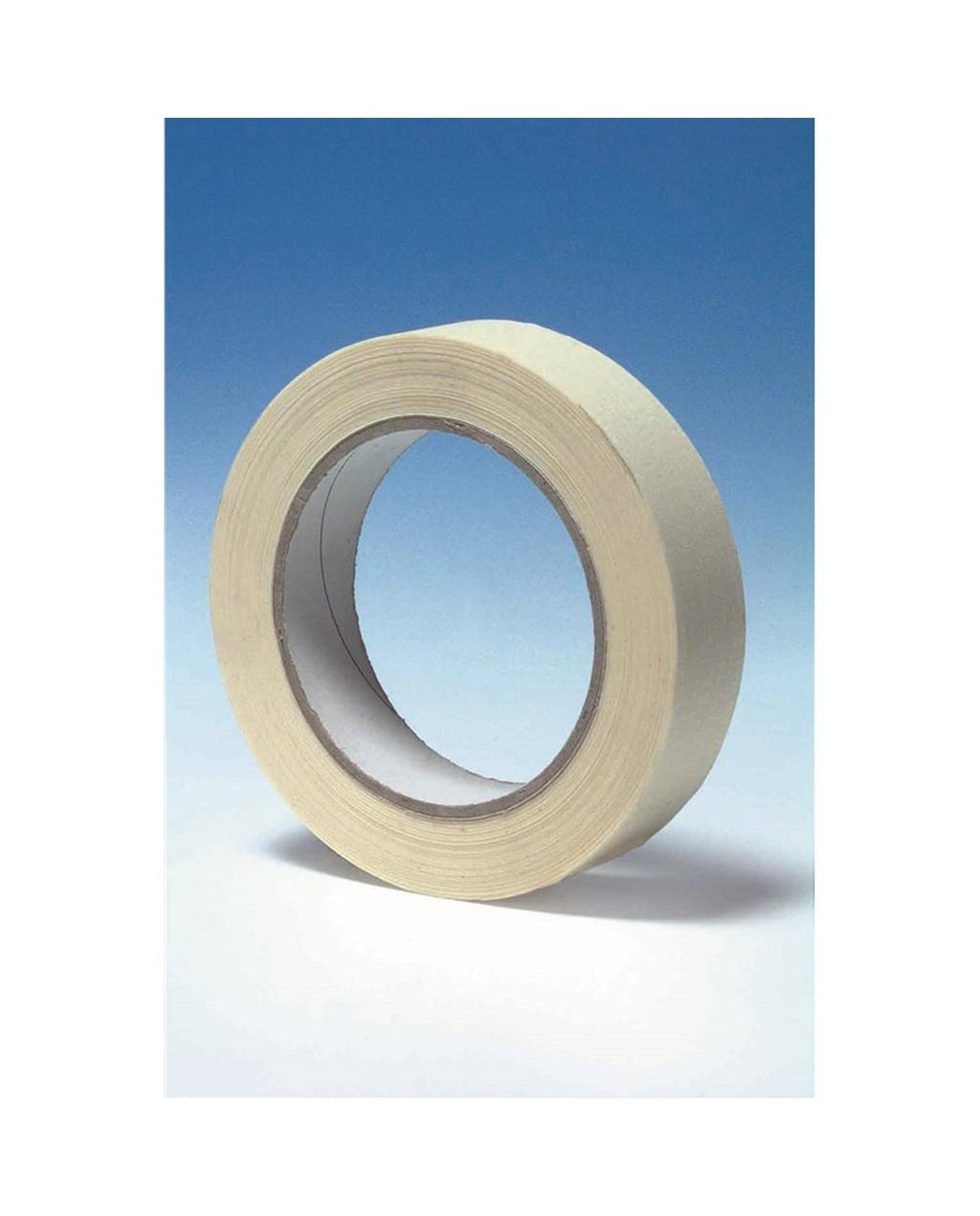 Masking Tape - 25mm x 50m, 76mm Core