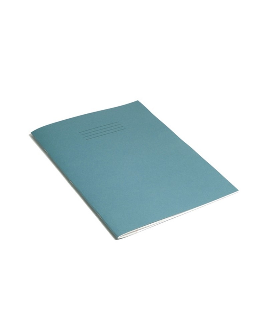 Exercise Book A4 (297 x 210mm) Light Blue Cover 5mm Squares 80 Pages