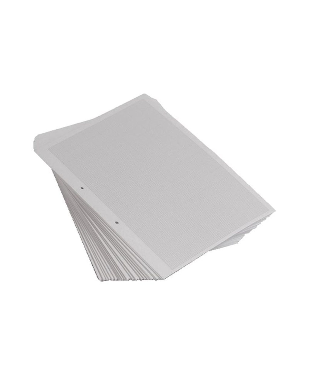 A4 Exercise Paper Unpunched, Graph 1, 5 & 10mm