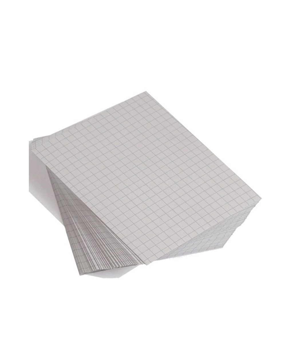 A4 Exercise Paper Unpunched, 5mm Squares