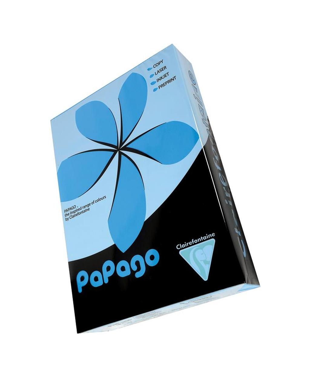 A4 80g Tinted Paper - Deep Blue