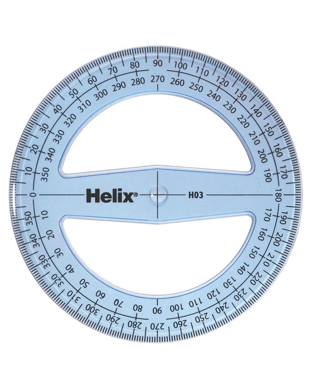100mm Circular Protractor