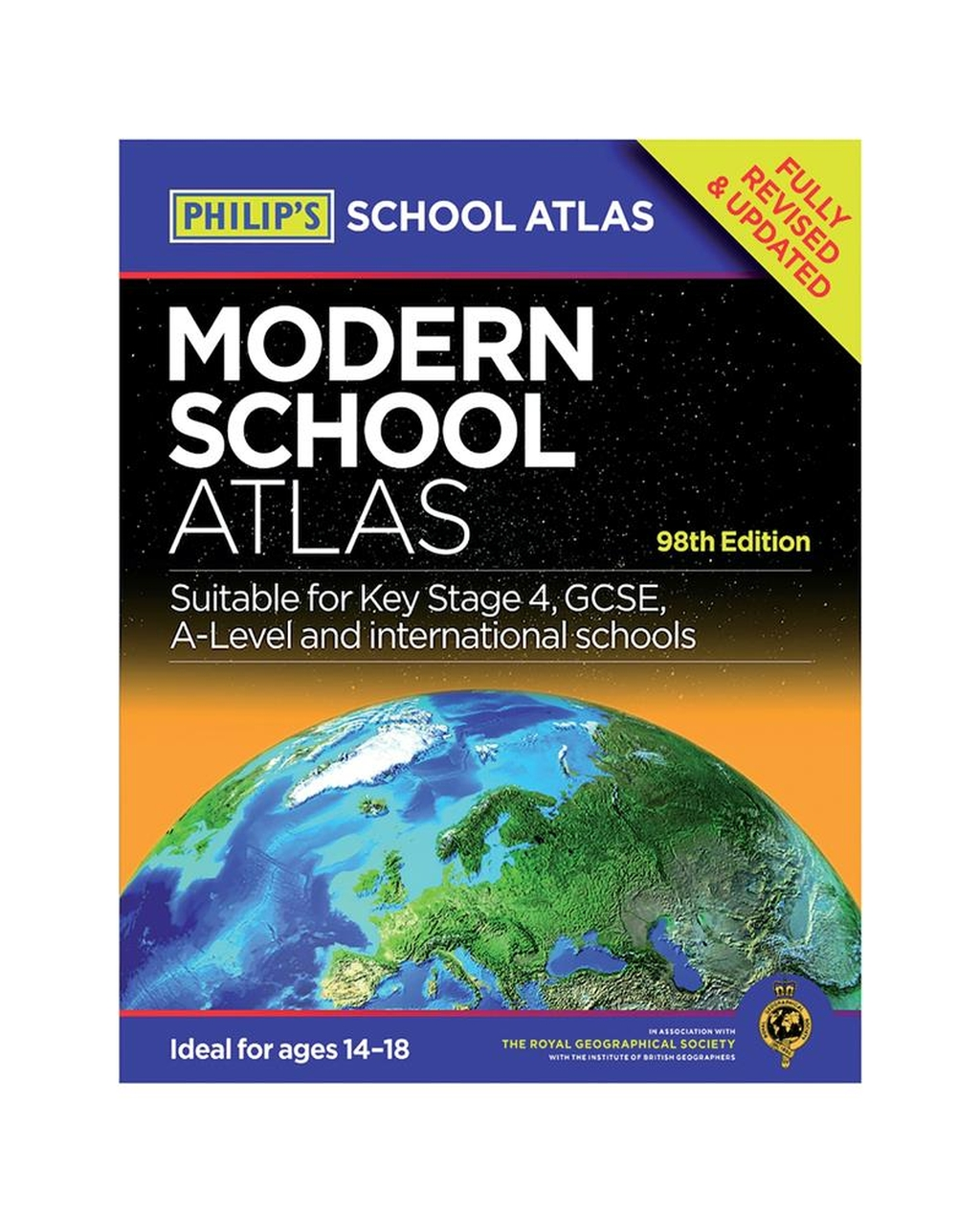 Modern School Atlas