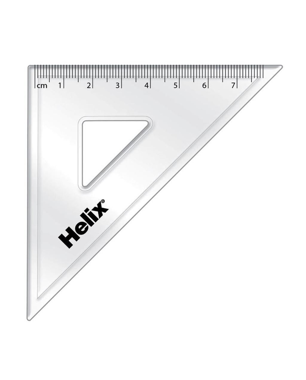 10cm 45 Degree Set Square