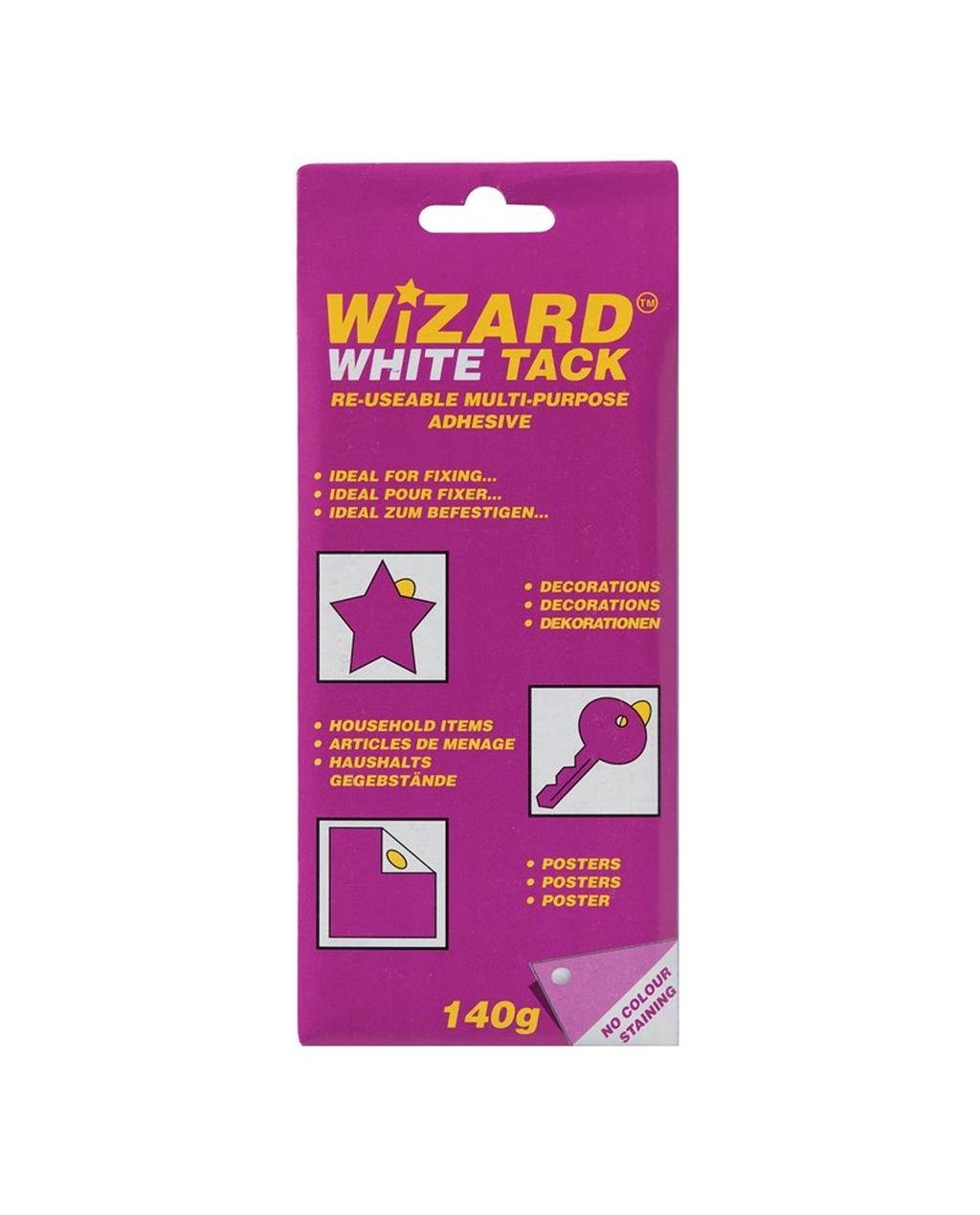 Essentials White Tac 140g