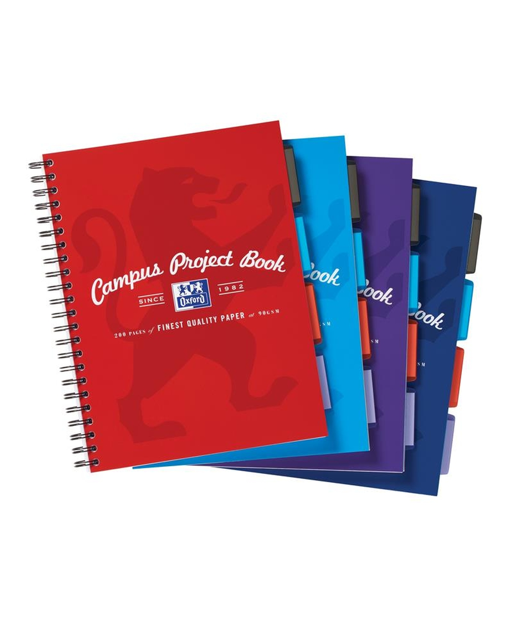 A4+ Oxford Campus Project Book