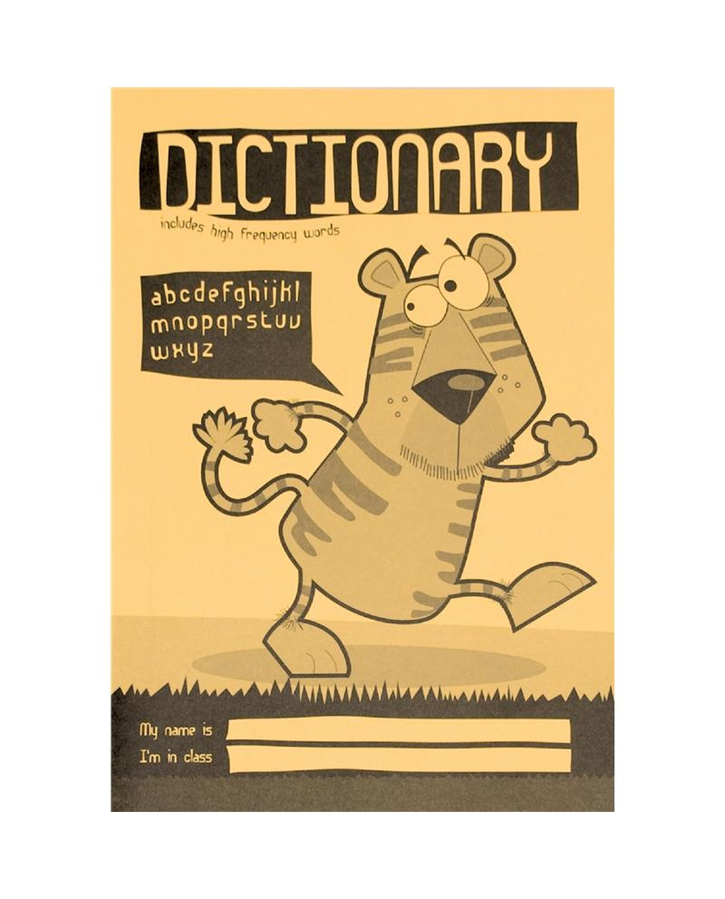 A5 Kids Dictionary