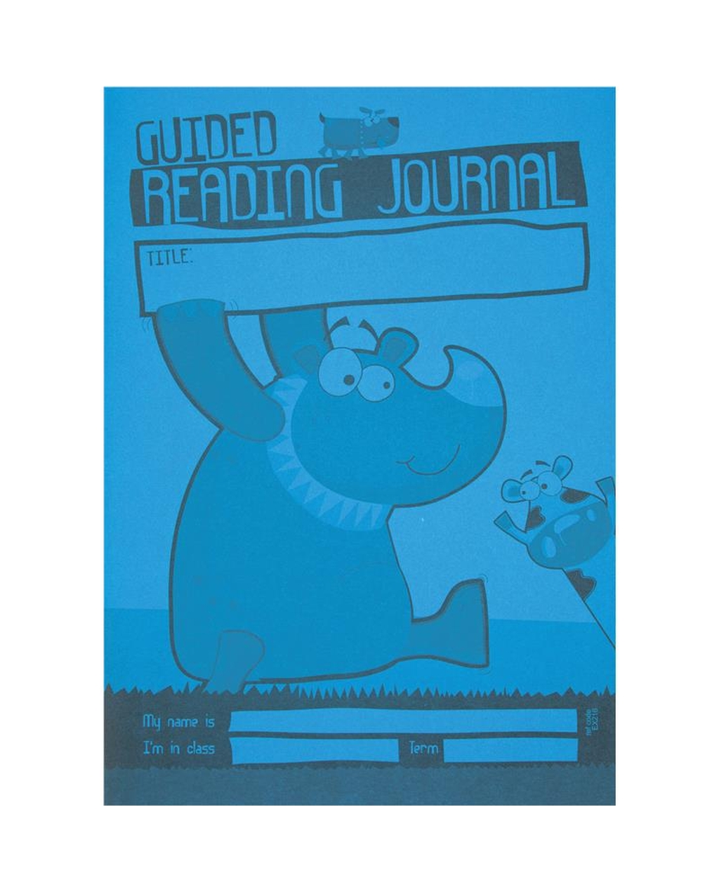 A5 Guided Reading Book