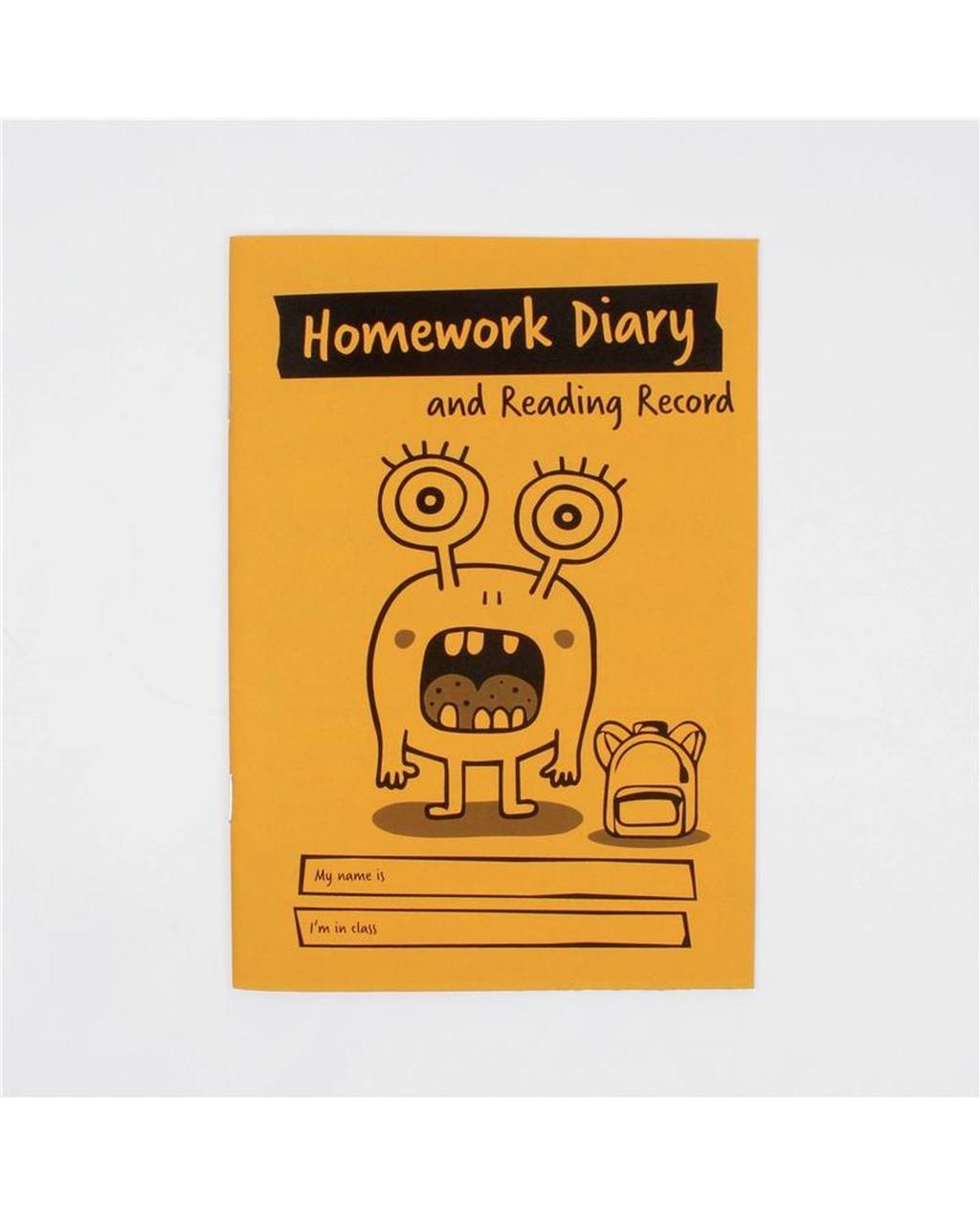 A5 Diary/ Read Record