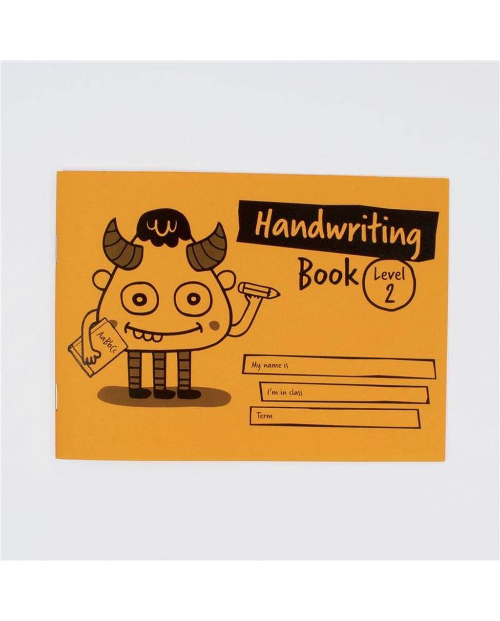 A5 Level 2 Handwriting