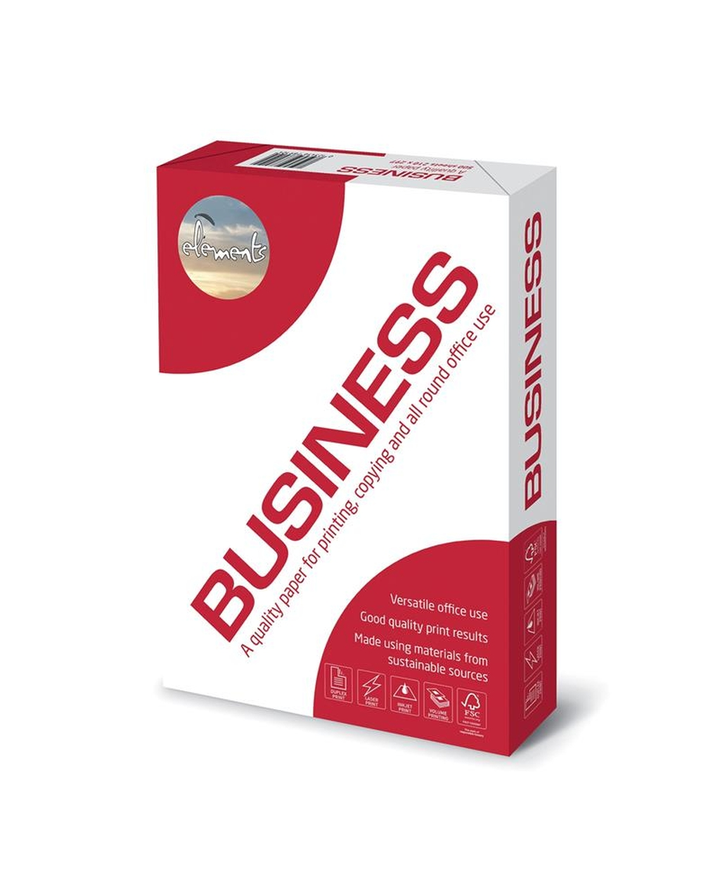 A3 Elements Business 80gsm Copier Paper