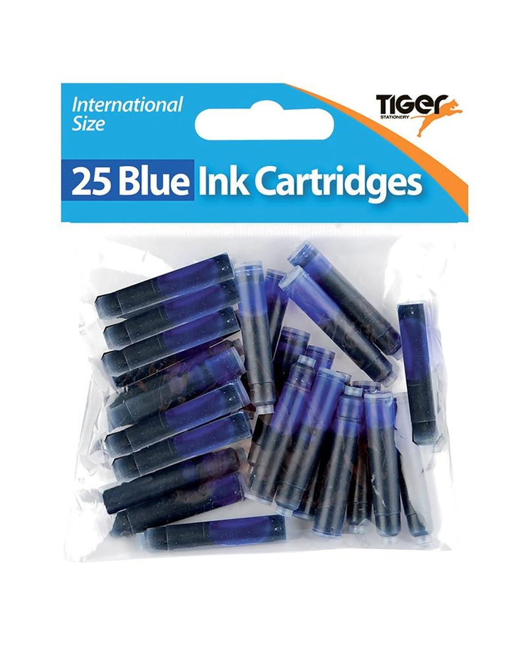 Blue Ink Cartridges