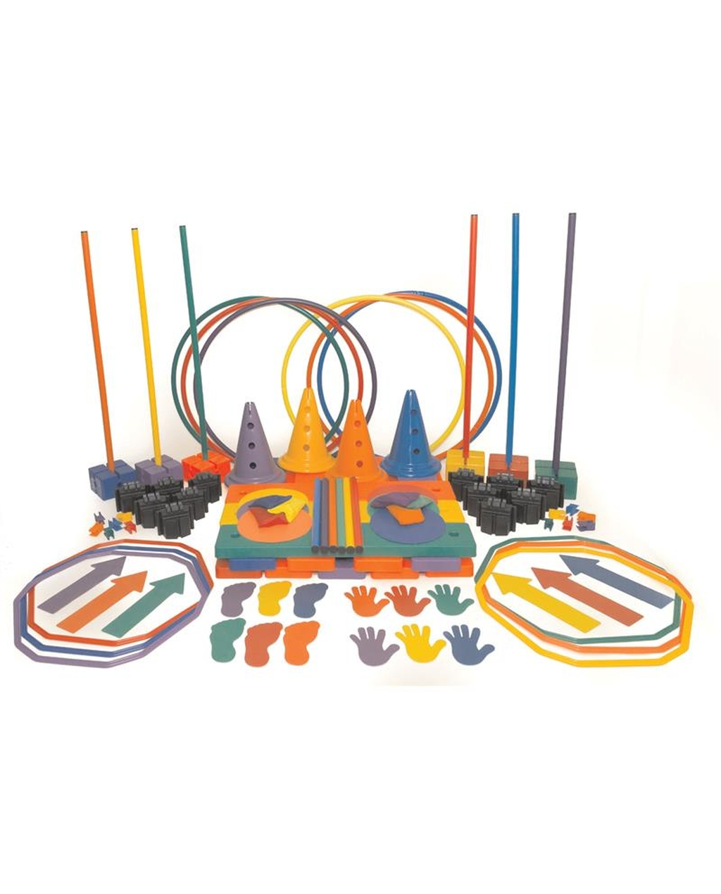 First Play Mega Balance Activity Set